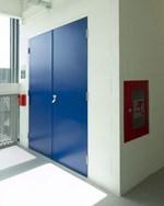 Fire Resisting Steel Door Fireguard FD01