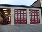 Industrial Door Bi folding Q Door