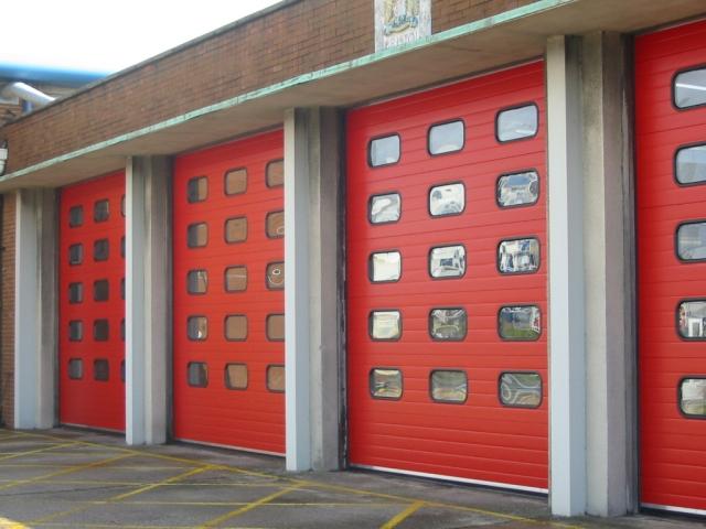 Industrial Door Sectional S Door