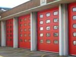 Industrial Door Sectional Overhead Door - S Door