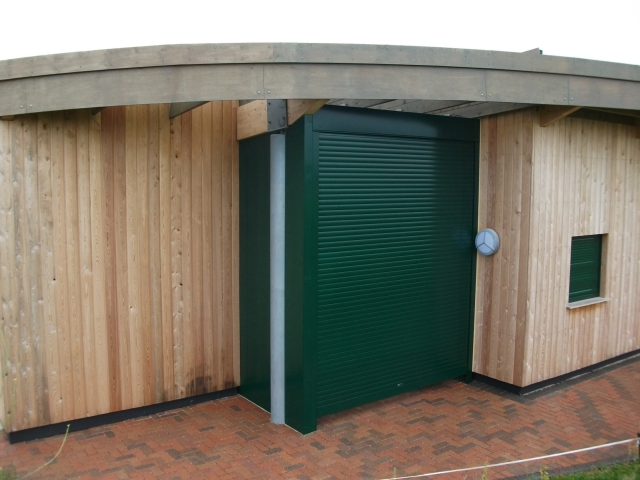 Roller Shutter Seceuro CD60 Built on