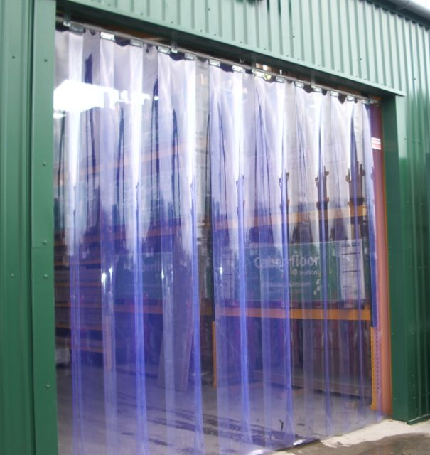 Strip Curtain -  EV Range