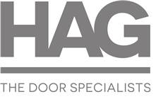 HAG Ltd. - The Door Specialists  logo