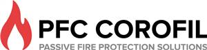 PFC Corofil Fire Stop Products logo