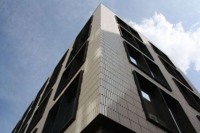 Argeton Terracotta Rainscreen Cladding System
