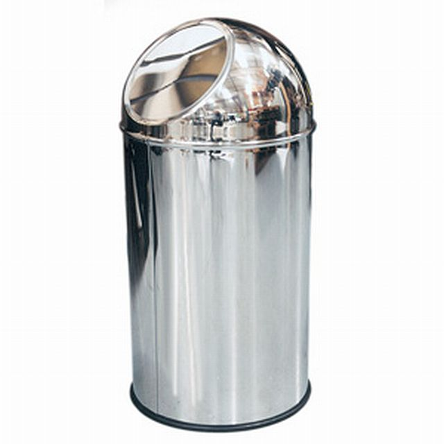 BC 105 Dolphin Trash Can