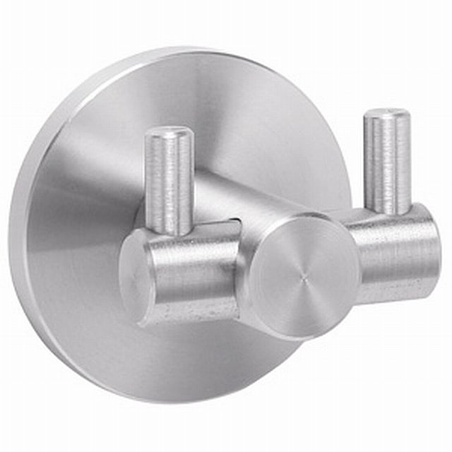 AC 216 Dolphin Prestige Double Robe Hook
