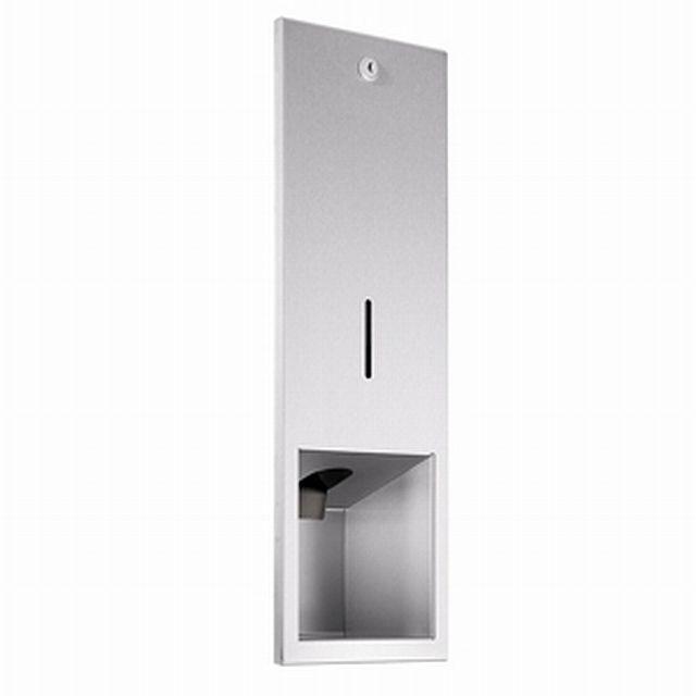 WP 208 Dolphin Prestige Liquid Soap Dispenser