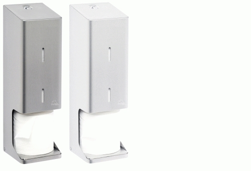 BC 300 Dolphin 3-Roll Toilet Roll Holder