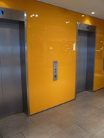 ColourX® Backpainted Glass