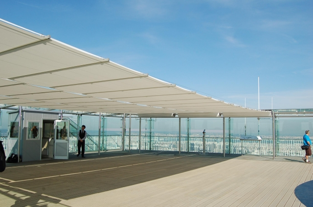 TESS 512 - Tensioned Shading System