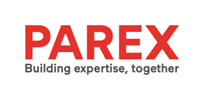 Parex Ltd logo.