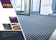 COBA Flooring 2016 Product Brochure