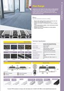 Plan.a - Aluminium Entrance Matting