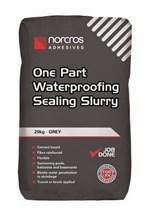 One Part Waterproofing Sealing Slurry