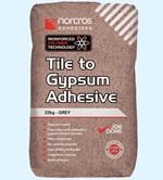 Tile To Gypsum Adhesive