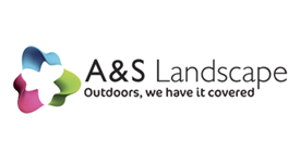 A&S Landscape logo