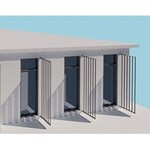 Shadex 100 System - Vertical