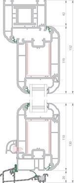 Heritage 2800 Doors - Residential