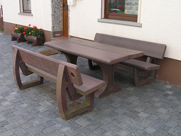 Aberdeen Picnic Benches and Table