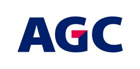 AGC Glass UK Ltd logo.