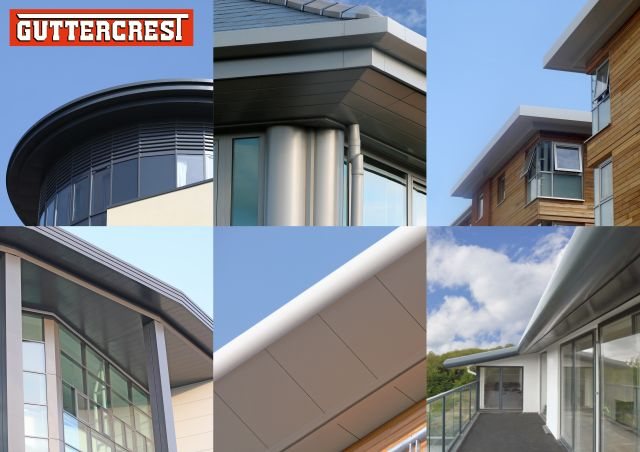Easieaves Fascia and Soffit System