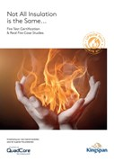 Fire Test Certification and Real Fire Case Studies