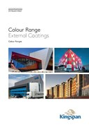 Kingspan Colour and Coating Brochure