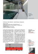 High Humidity Interiors - Case Study