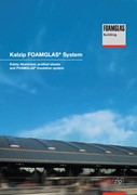 FOAMGLAS Insulation for Kal Zip Roofs