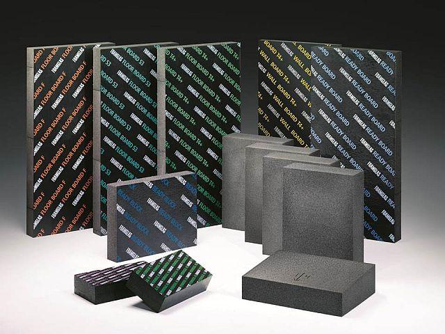 Foamglas Blocks Gravel And Insulation Board Natural