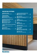 Rockfon Acoustic Ceiling and Walls Catalogue - Part 4 Ceiling and Grid Systems