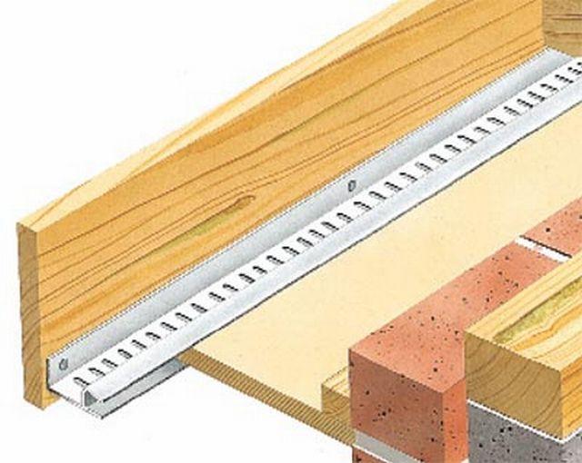 Soffit Vent Type C Alumasc Timloc Building Products