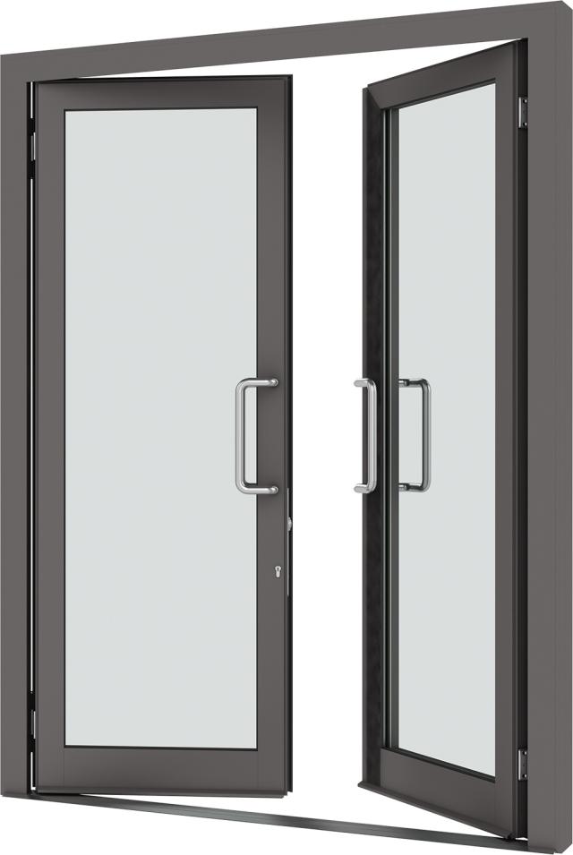 Velfac 500 Aluminium Doors Velfac Ltd