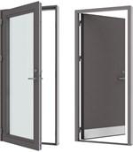 VELFAC Ribo Wood/ Aluminium Doors