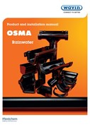 Osma Rainwater Systems Product & Installation Guide