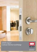 Aptus2 contract mortice lock range