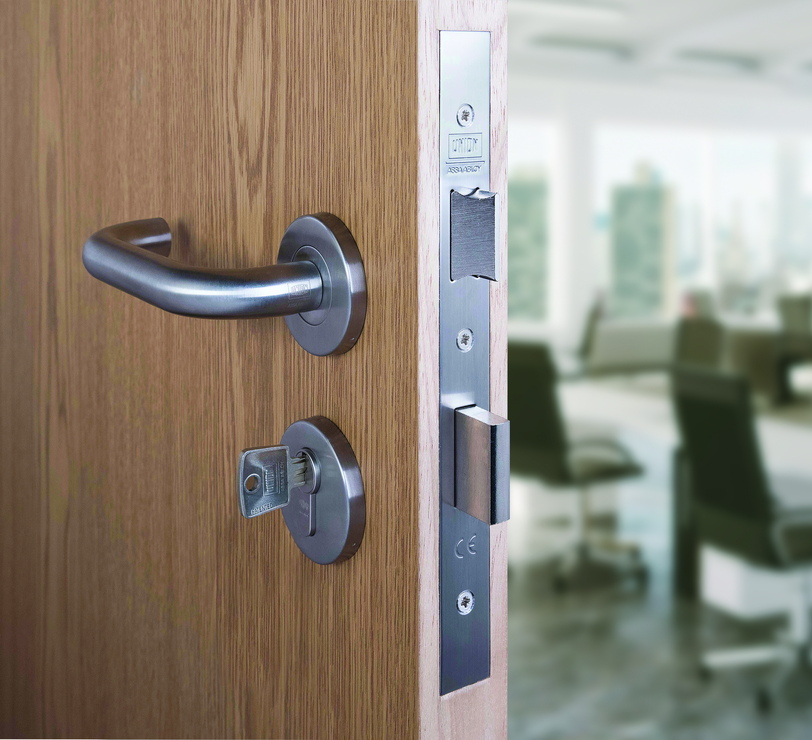 ASSA ABLOY Opening Solutions UK & Ireland