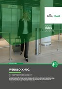 Winglock 900 Security Gate
