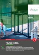 Tourlock High Security Revolving Door
