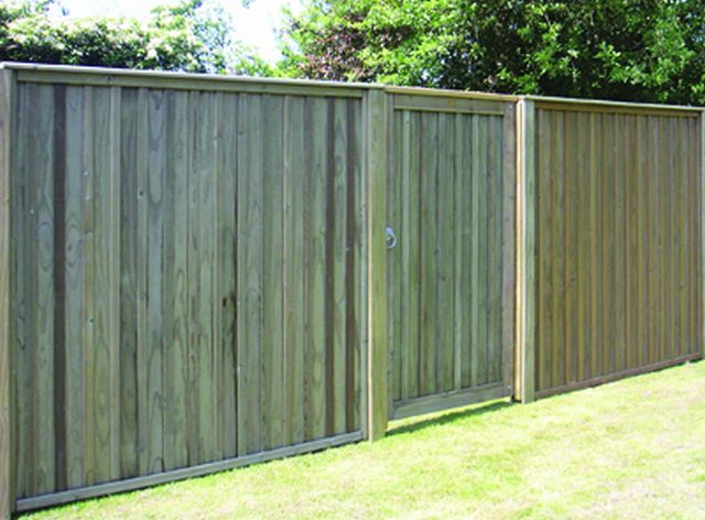 Chilham Panel Jacksons Fencing