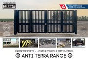 IWA 14 & PAS 68 Anti Terra range