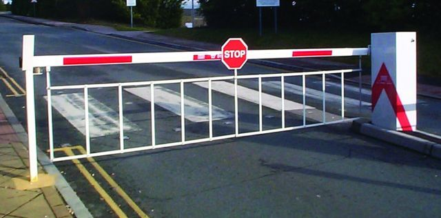 Automatic Barriers Frontier Pitts Ltd