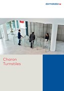 Charon half-height turnstiles