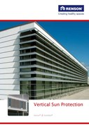 Vertical sun protection