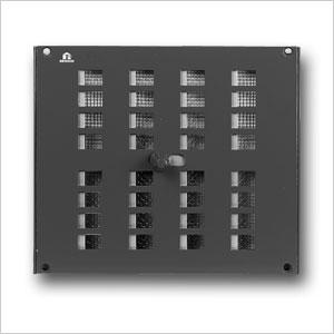 aluminium controllable internal louvre grille 4032. Black Bedroom Furniture Sets. Home Design Ideas