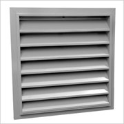 aluminium louvre grille 425gl renson fabrications ltd. Black Bedroom Furniture Sets. Home Design Ideas