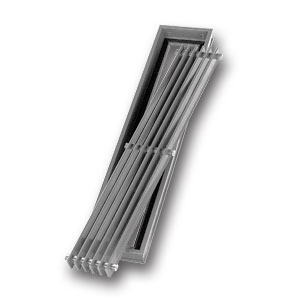 Aluminium Linear Bar Grille 393