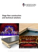 Stage Floor Construction and Technical Solutions