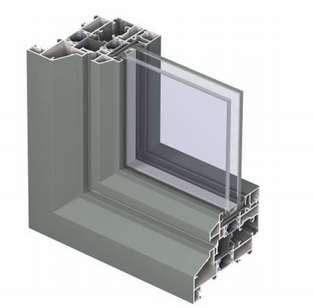 CS 38-SL Slimline Windows